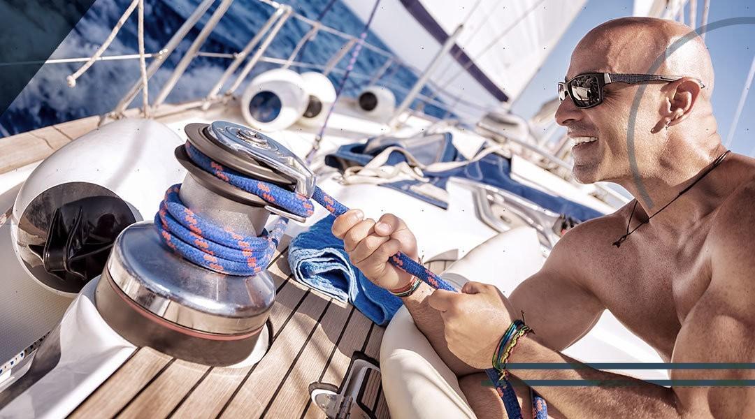 Vacanza in barca a vela? Attento al tuo piede