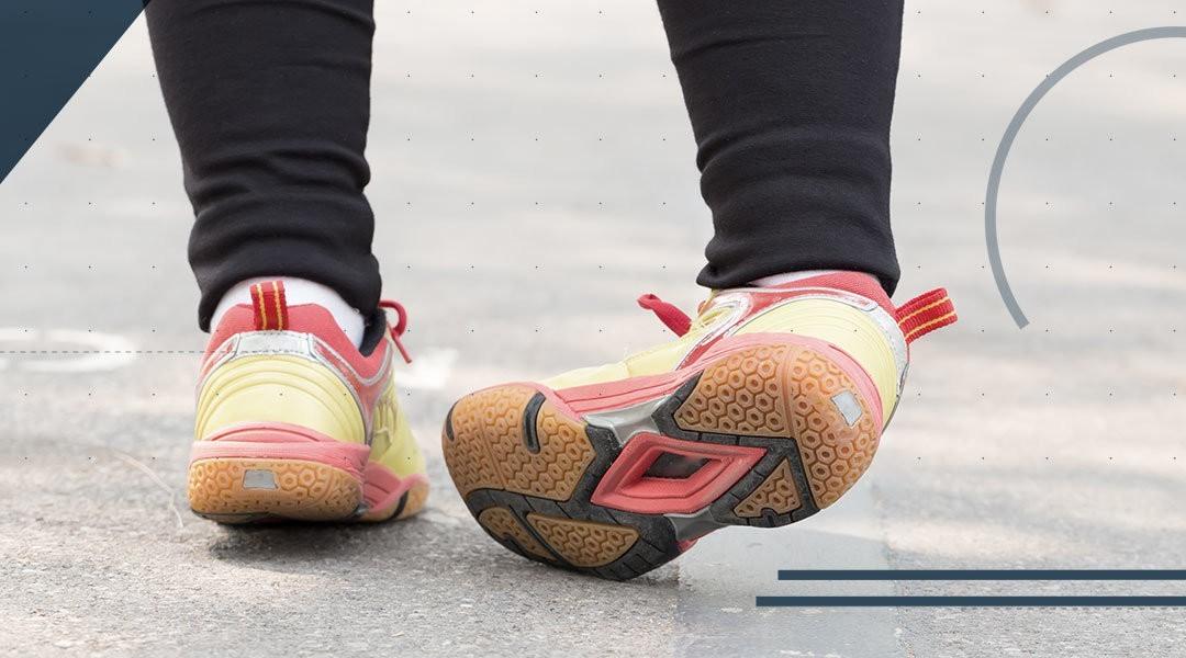 Distorsione di caviglia: a quali problemi può portare?