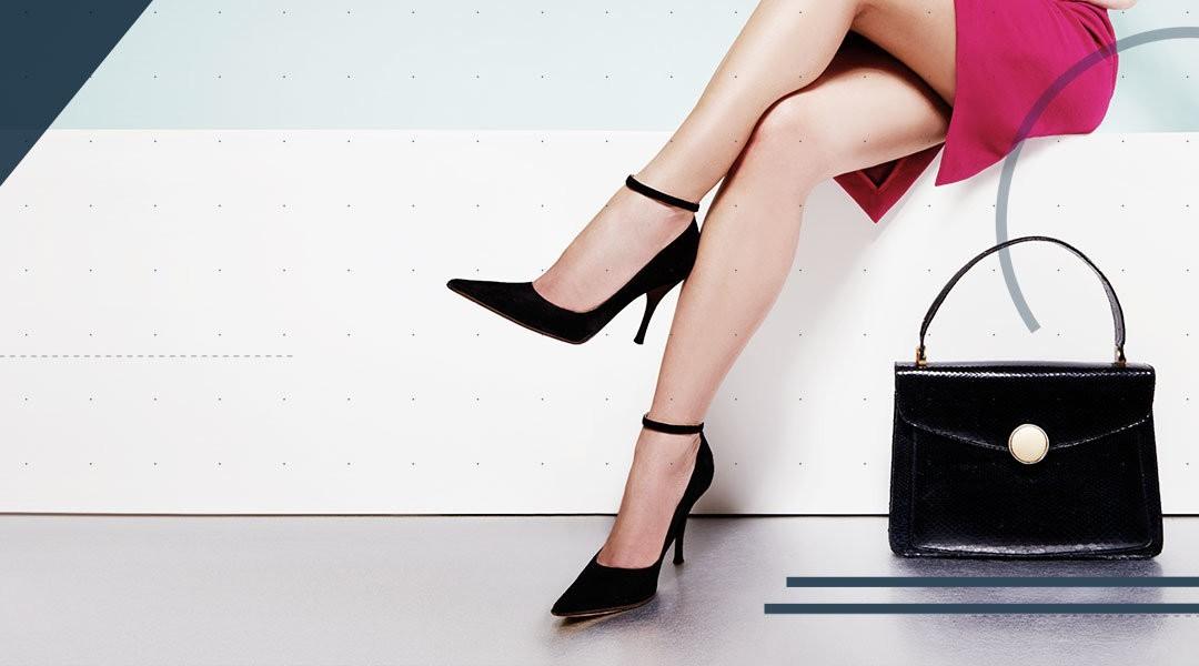 Le scarpe, la moda e l'alluce valgo.