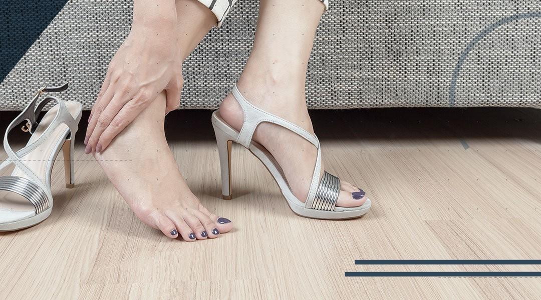 L'artrosi di caviglia