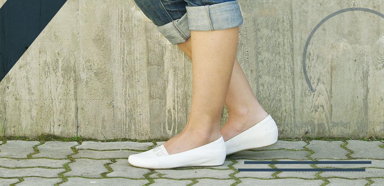 scarpa bassa alluce valgo