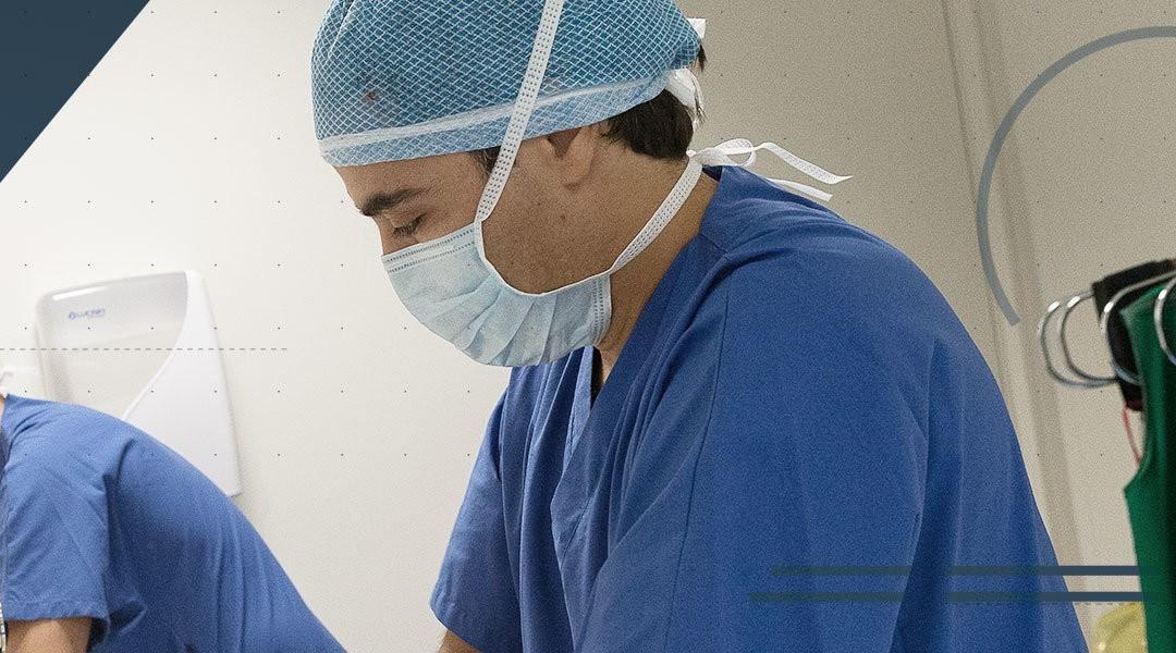 Protesi caviglia: l'intervento chirurgico passo dopo passo