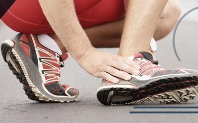I tempi di recupero dopo una distorsione di caviglia