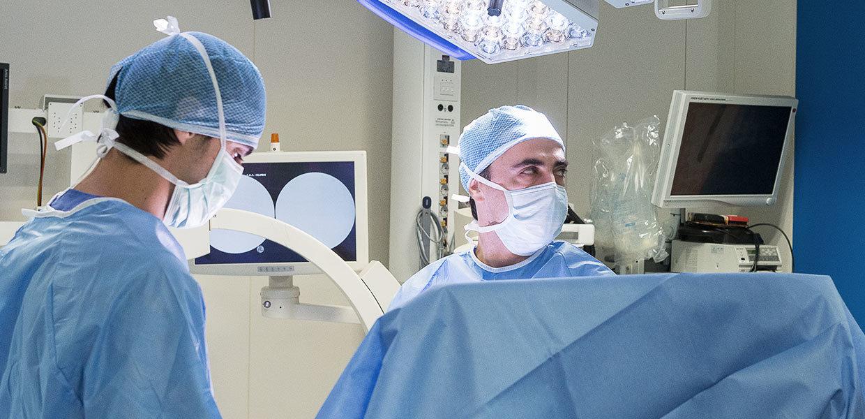 intervento chirurgico caviglia