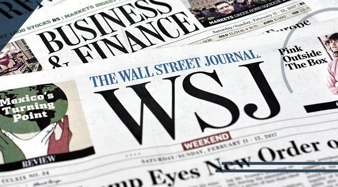 Wall Street Journal: riflessioni sull'evoluzione della protesi di caviglia