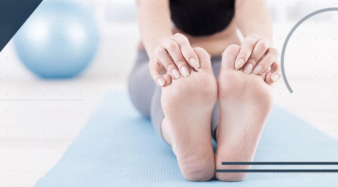 Fascite plantare: tre utili esercizi di stretching