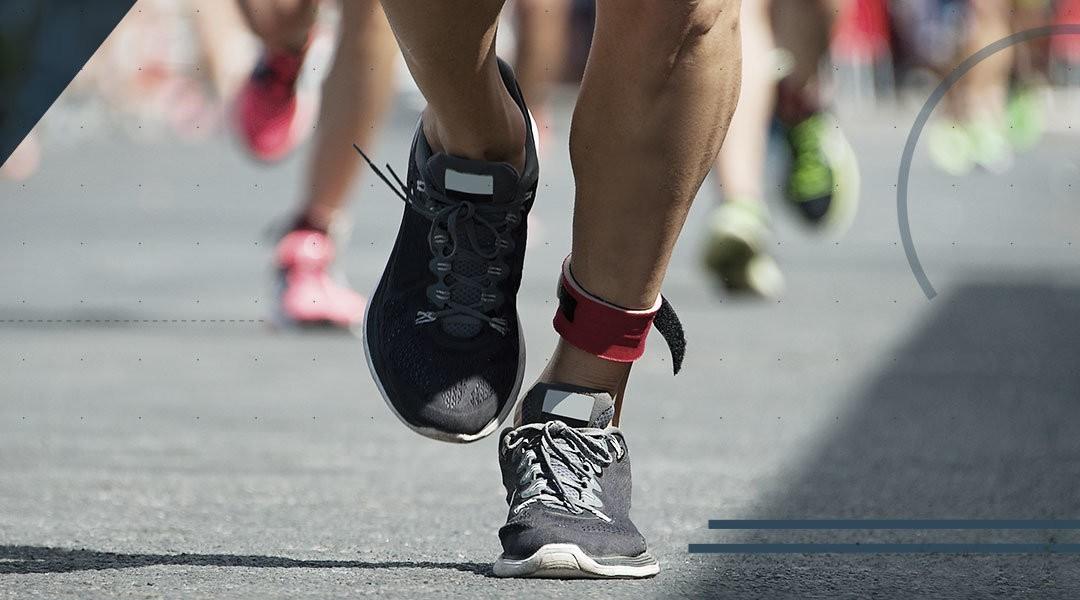 La distorsione di caviglia nella corsa